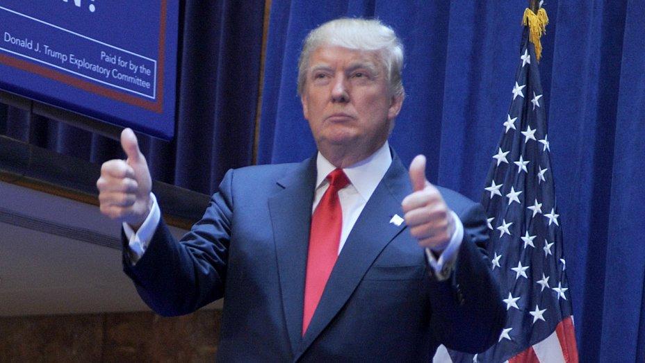 Donald Trump chính thức trở thành tổng thống nước Mỹ
