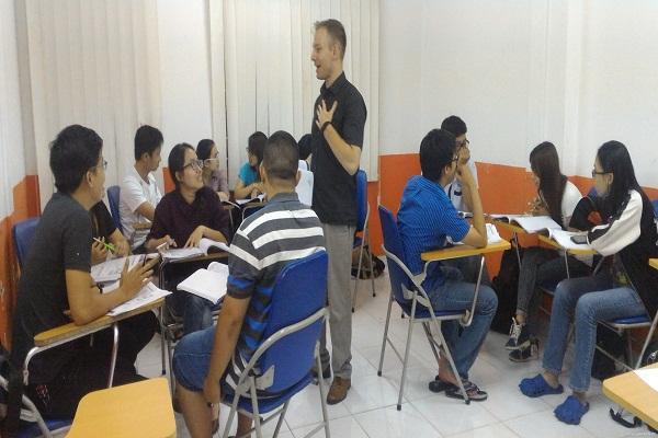 Lịch khai giảng lớp fulltime_Học tiếng anh cấp tốc